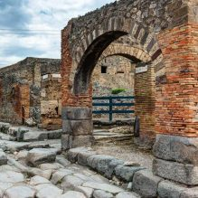 Pompeii tour from Rome with Amalfi Coast drive