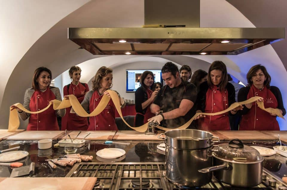 Chef Fabio Bongianni's 'Fabiolous Cooking Day' in Rome – Cooking Experiences